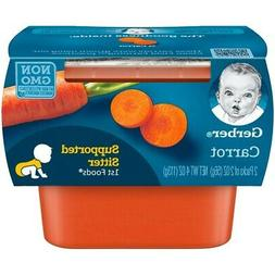 Gerber 1st Foods Baby Food Carrot