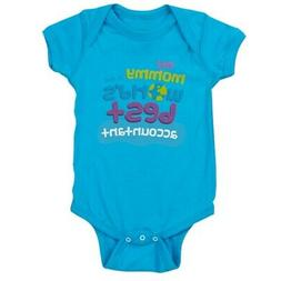 CafePress Accountant Gifts For Kids Baby Bodysuit