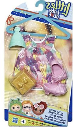 Baby Alive Littles Birthday Party Outfit Girl Clothes Dress
