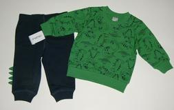 Baby boy clothes, 18 months, Carter's 2 piece set/SEE DETAIL