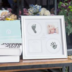 Baby Gifts Handprint Kit Baby Picture Frame  Baby Keepsake F