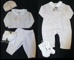 Disney Baby Girl 101 Dalmatians Outfits NEW 3 Months Warm Pi