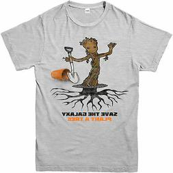 Baby Groot, Plant a Tree Parody, save Guardians of The Galax