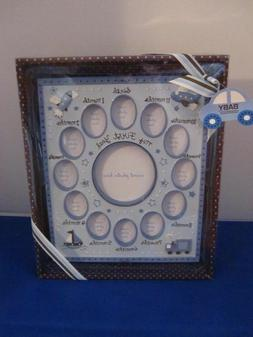 Baby Keepsake Picture Frame Brand New Never Opened