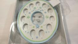 Baby's First Year Keepsake Picture Photo Frame by First Impr