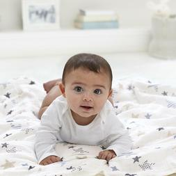 Baby Soft Swaddling Blanket Cotton Muslin Pack of 2,3&4 Gift