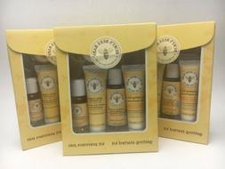 Burt's Bees Baby Getting Started Gift Set, 5 Trial Size Prod