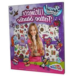 Childrens Gifts - Ultimate Temporary Tattoo Studio Set- Age