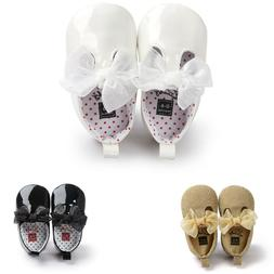Cute White Baby Girls Barefoot Sandals Shoes Summer Clothes
