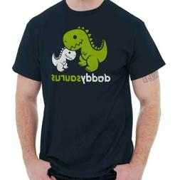 Daddysaurus Cute Shirt T Rex Cool Cute Father Day Gift Baby
