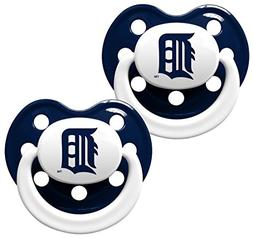 Baby Fanatics Detroit Tigers 2-Pack Pacifiers
