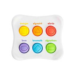 Dimpl Duo Baby Toys & Gifts for Ages 1 to 2 BUTTONS EMBOSSED