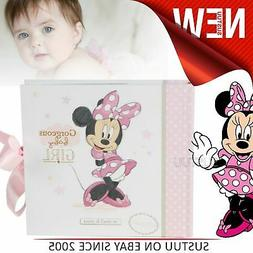 Disney Magical Beginnings Photo Album Minnie Mouse¦50 Photo