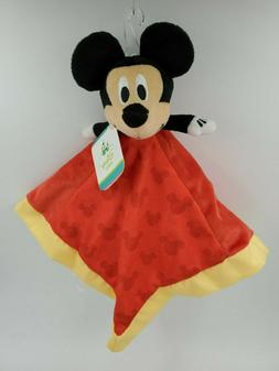 Disney Mickey Mouse Baby Security Blanket, Shower Gift, Boys