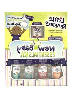 Little Remedies New Baby Essentials Kit | A Gift Set for New