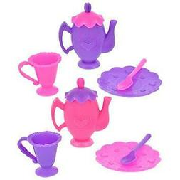 girls party favors gifts Fairy Garden Party tea set age 4 5