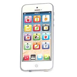 Kids Simulator Music Toy Cell Phone Touch Screen Educational