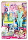 2016 BABY DOCTOR Barbie Playset with twin babies - BRAND NEW