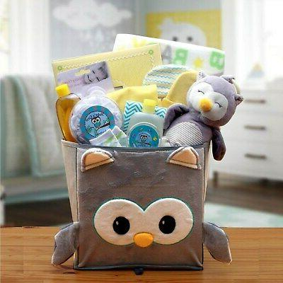 A Little Baby Gift Basket