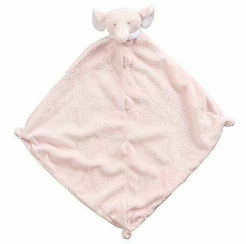 A Pair Spare Elephant Security Blanket Baby
