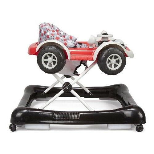 Baby Car Rolling Seat Girl Stand Gift