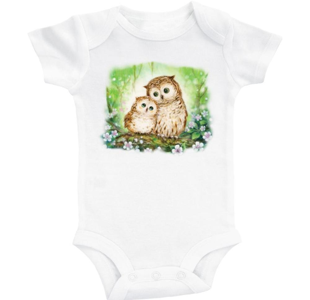 baby girl outfit owls owl apparel gift
