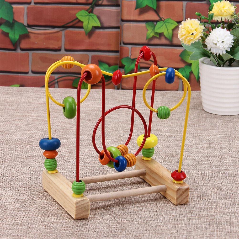 Baby Colorful Wire Maze Gift