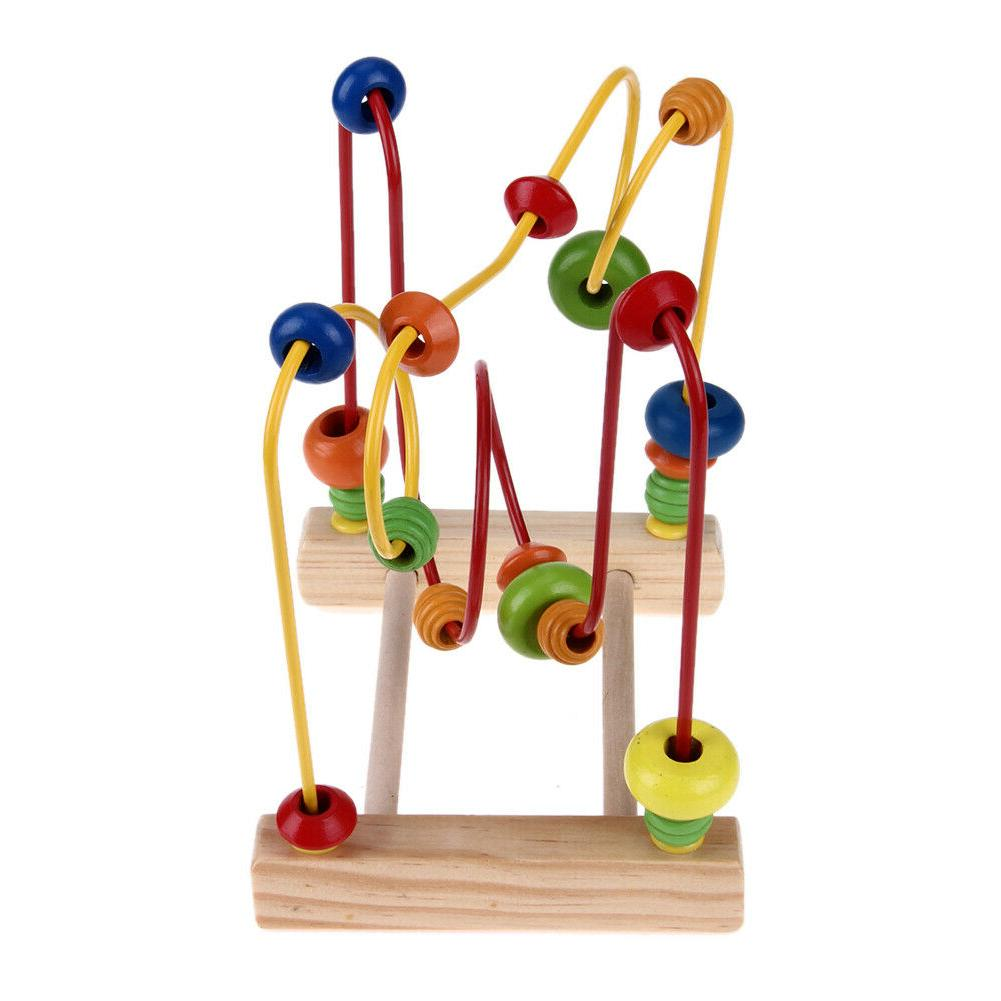 Colorful Mini Around Wire Educational Gift
