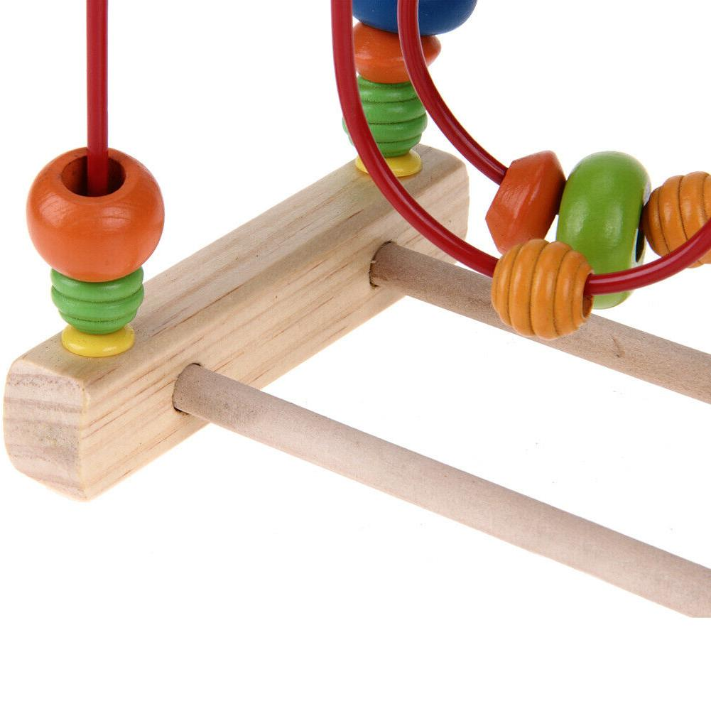 Baby Kids Math Colorful Mini Wire Educational Gift