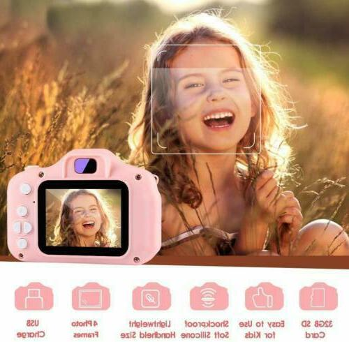 Children Gifts for 4 5 7 8 Camera for 8