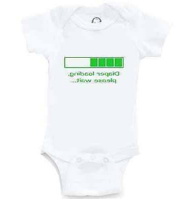 Diaper Funny Cute Baby Infant
