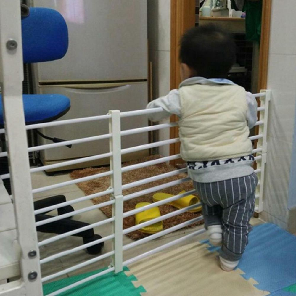 Fence Baby Safety Gate Stair Playpen Gate Room Plastic Usefu
