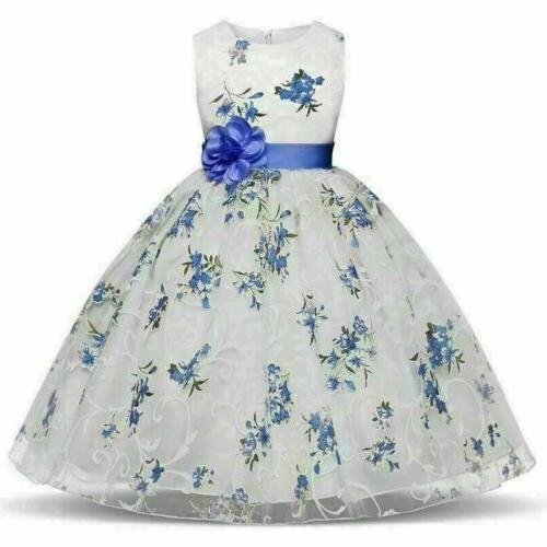 Floral Girl Baby Formal new