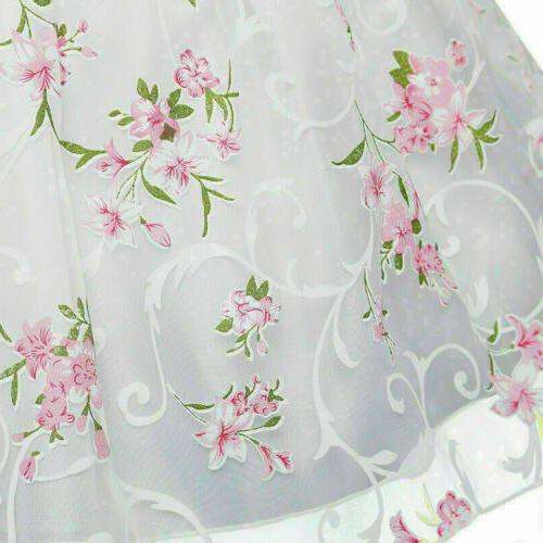 Floral Baby Party Wedding Formal Tutu new