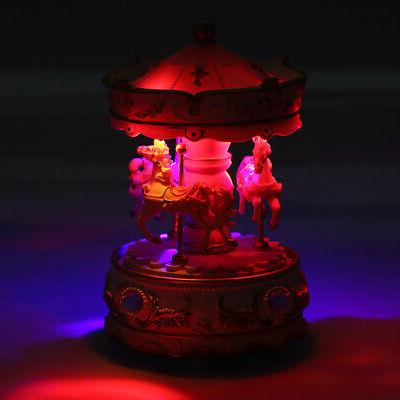 LED Box Toys Girl Boy Baby Gifts F7S7