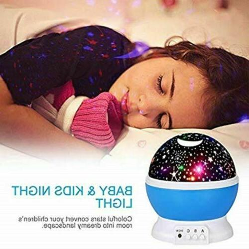 LED Night Toys For Boys 2-10 Years Girls
