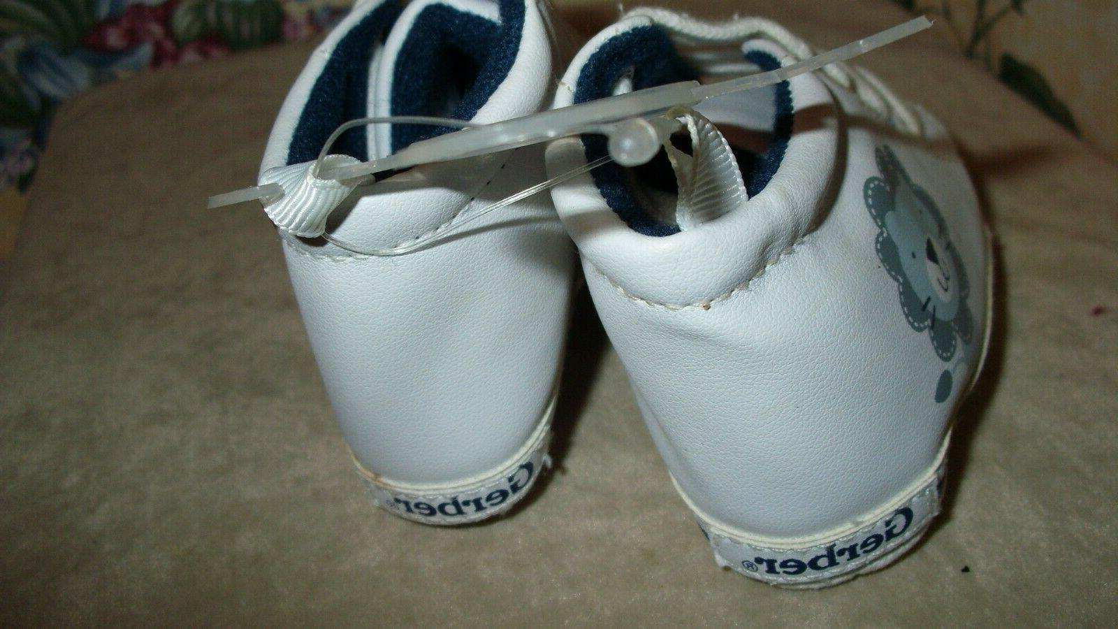NEW Gerber Baby LION Size 6-12 Months Baby LACES