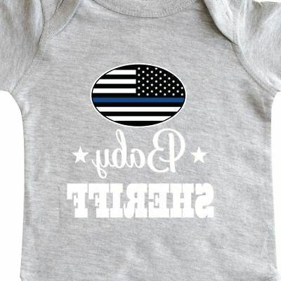 Inktastic Baby Infant American Blue