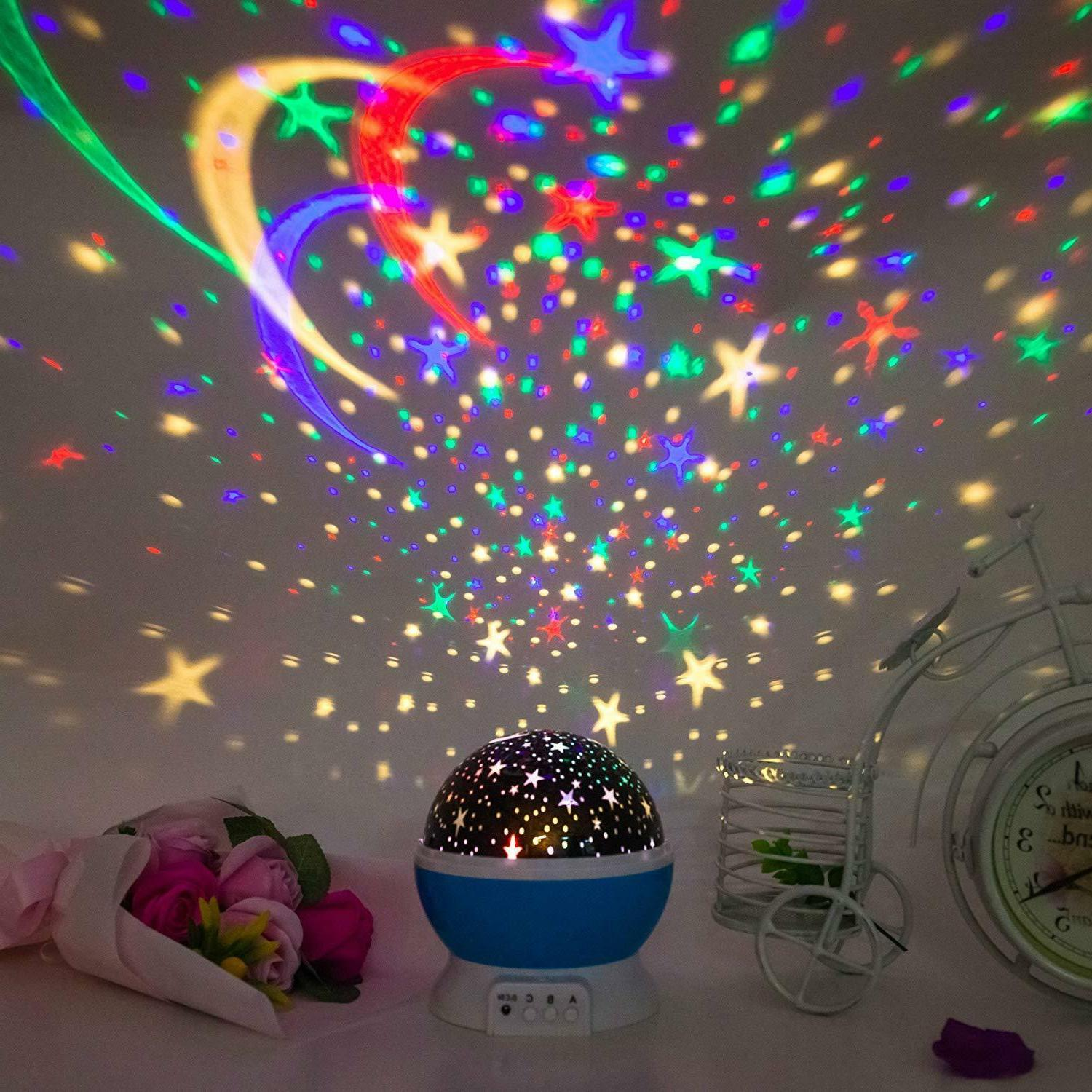 TOYS FOR 10 Year Old Kids LED Night Constellation