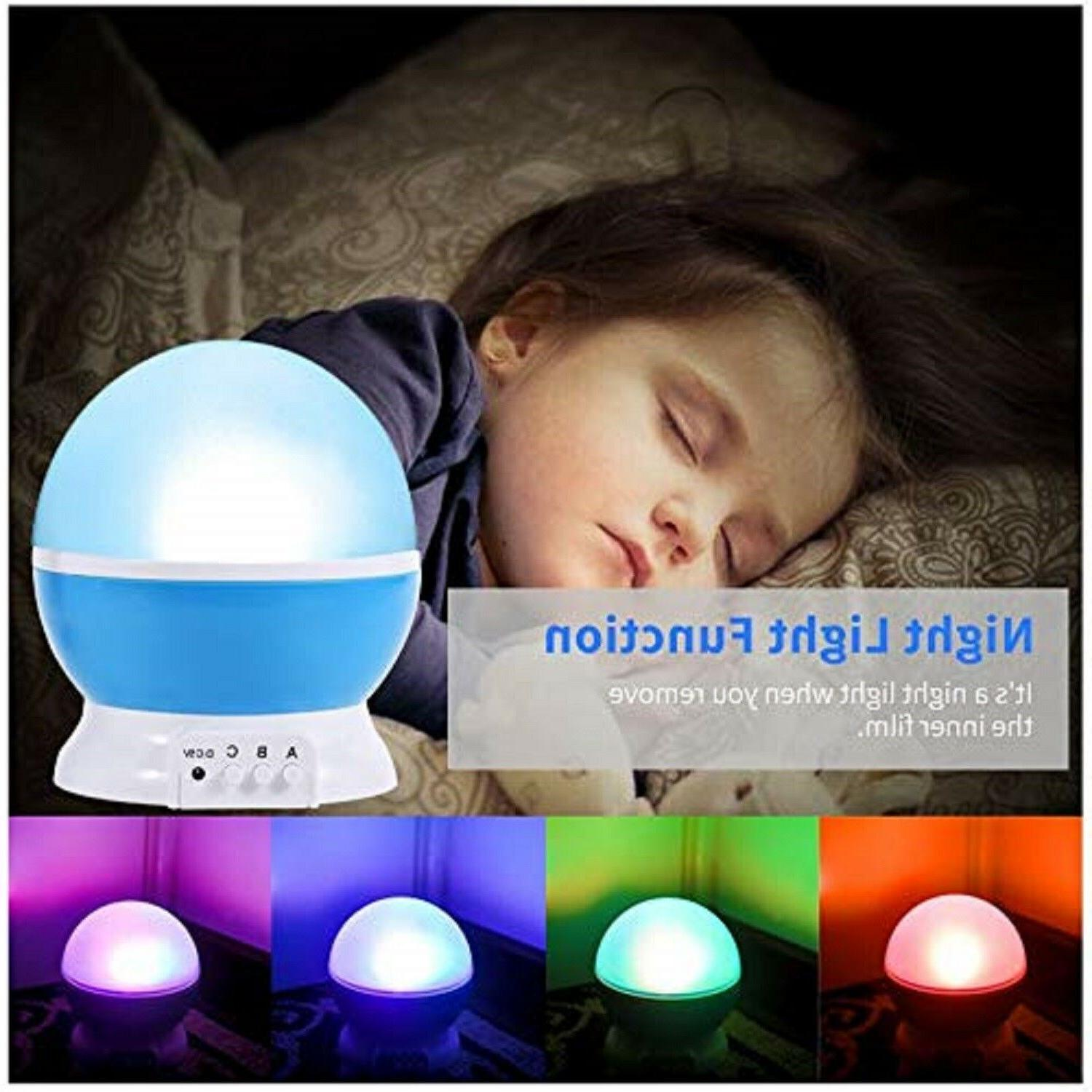 TOYS FOR BOYS 10 Year LED Constellation Xmas Gift
