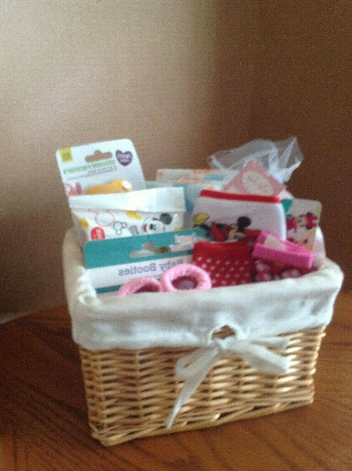 Welcome Baby Basket -