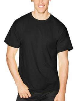 Hanes Men's Comfortblend Short Sleeve 50/50 Plain T-Shirt 51