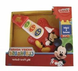 Musical Educational Guitar Baby Music Lights Toy Gift Disney