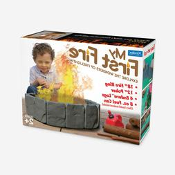 My First Fire Starting Kit Wrap Your Real Gift in a Funny Jo