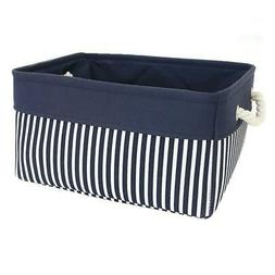 TcaFmac Nautical Storage Basket for Gifts Empty, Collapsible