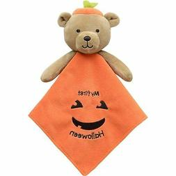 NEW! Child of Mine by Carter's Halloween Plush Bear Rattle S
