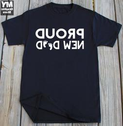 New Dad Shirt Gifts for New Dad Daddy Gifts Baby Announcemen