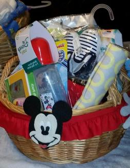 """PERFECT BABY GIFT ! """"DISNEY"""" BABY MICKY MOUSE Baby Gift Ba"""