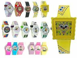 Spongebob Squarepants Disney Kids Childrens Watch for Girls