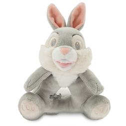 Thumper Bunny Rabbit Plush Toy Rattle for Baby Disney Store